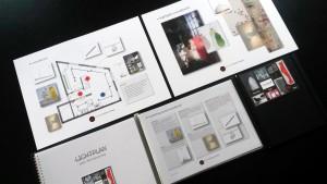 via andrea | lichtplan lichtontwerp presentatie